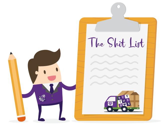 DIY Moving Checklist